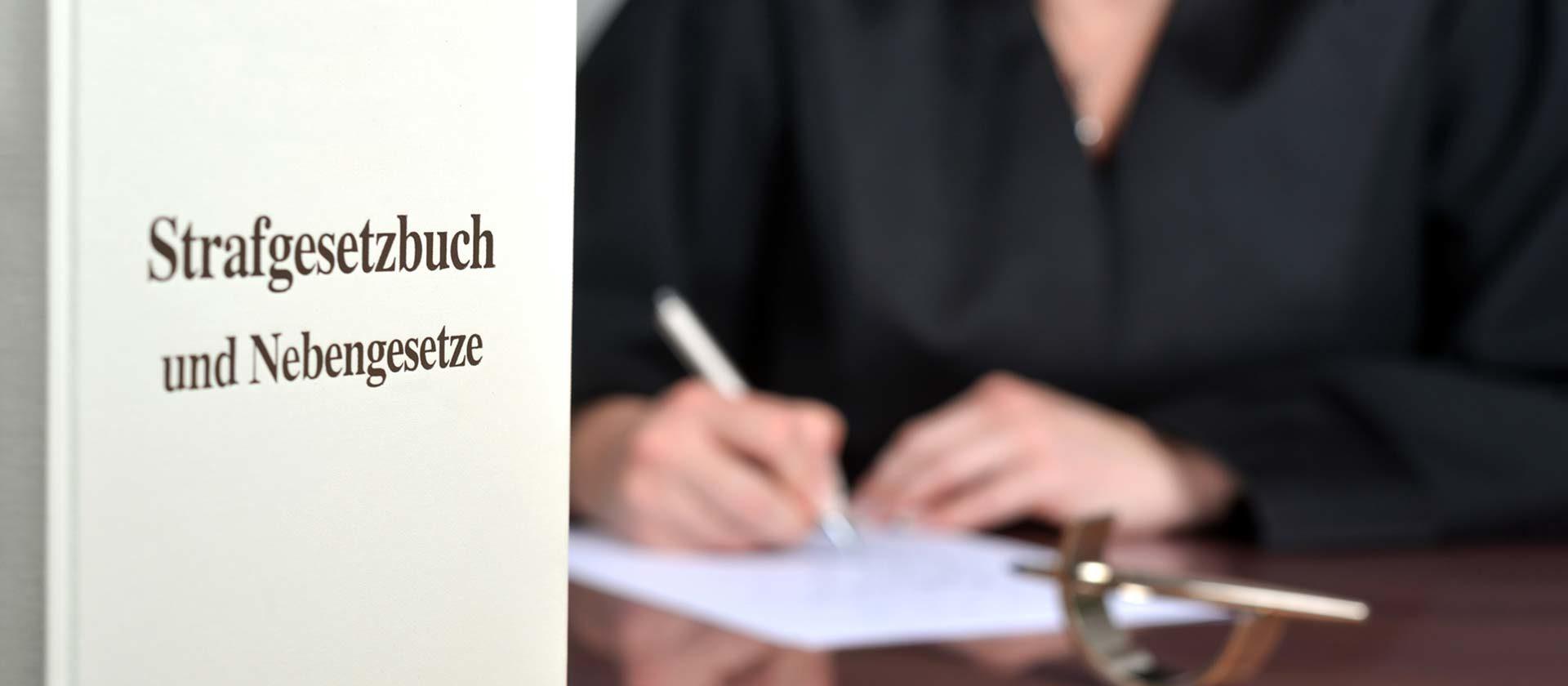 Strafrecht in der Kanzlei in Landshut